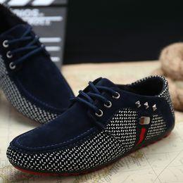 zapatos casuales extranjeros hombres Rebajas tamaño comercio exterior de Corea del deporte zapatos casuales de ayuda al por mayor flujo de los jóvenes de los hombres de la moda de frijol