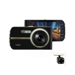 T653 Full HD автомобильный видеорегистратор двойной объектив камеры WDR + HDR HD ночного видения Tecnology Loop Recorder 170 градусов широкий угол от Поставщики автомобиль оптовиков