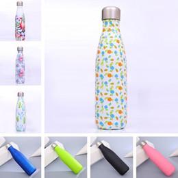 Hot fashion Stainless steel Bottle cola bottle creativeThermos mug portable outdoor sports Water bottles T7I5035 ? partir de fabricateur
