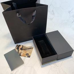 2019 relógios de baixa qualidade Top venda de baixo preço de alta qualidade de fábrica fornecedor caixa de luxo caixa de relógio de madeira Paper Papers Card BoxesCases caixa de relógio de pulso com bolsas relógios de baixa qualidade barato