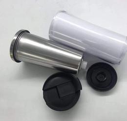 Copos de café plásticos canecas on-line-15 oz storyboard tumblers canecas de viagem de água dentro de aço inoxidável fora de plástico 450 ml xícaras para o chá de café