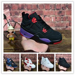 competitive price 05e35 afe48 (scatola) Economici J 4s Bambini Scarpe da basket Ragazzi Ragazze 4 XIII  Scarpe da ginnastica Youth GIFT Bambini Sport Basketball Sneakers Toddlers  Scarpe ...
