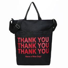 2019 İlkbahar Yaz Yeni Alışveriş Kanvas Çanta Kadın Gelgit Çanta Joker Omuz Çantası Kore Versiyonu Moda Tote supplier canvas spring shoulder bag nereden kanvas omuz çantası tedarikçiler