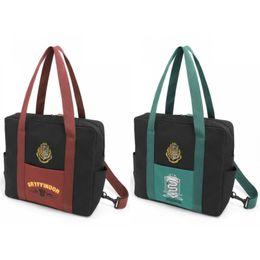 Wholesale Bag - New Harry Potter 2Way Designer Handbags Fashion Womens Designer Bags Hogwarts School of Witchcraft and Wizardry Crossbody Bag
