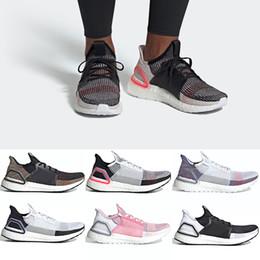 7e4a750d57 Adidas 2019 Ultra Boost 19 Uomo Donna Scarpe da corsa Ultraboost 5.0 Laser  Rosso Dark Pixel Core Nero Cheap Trainer Sport Sneaker Taglia 36-47