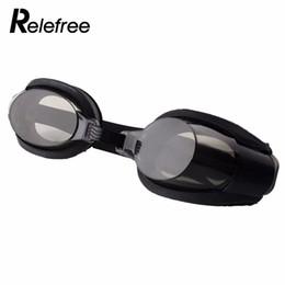 Прочный портативный черный защитный зажим для носа + затычки для ушей + анти-туман уф-очки для плавания регулируемые очки для дайвинга бесплатная доставка от
