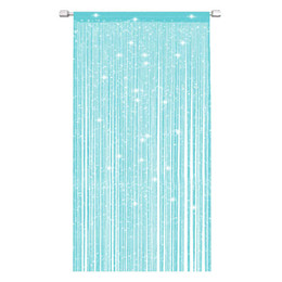 Экран вечеринки онлайн-Indoor Window Romantic Cozy Home Decor Multi Purpose Hanging Party  Screen Door Curtain Tassel String Room Divider Panel