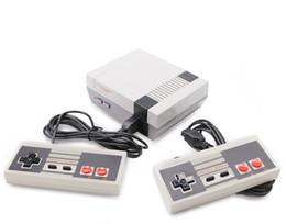 2019 jeux gratuits au détail 2018 Arrivée Mini TV peut stocker 620 console de jeu vidéo de poche pour consoles de jeux NES avec boîtes de vente au détail DHL gratuit jeux gratuits au détail pas cher
