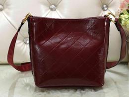 Livraison gratuite 2019 nouvelles sacs de mode des femmes de cordon sacs à main sac à main sacs à main d'épaule chaîne sac bourse diamant treillis sacs # 56011 ? partir de fabricateur