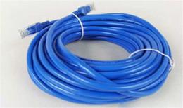видеокабель vga svga Скидка RJ45 Ethernet кабель 10 м 15 м 20 м 30 м для Cat5e Cat5 интернет сети патч LAN кабель шнур для ПК компьютер LAN сетевой шнур