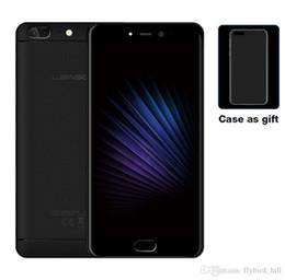 radio t5 Rebajas LEAGOO T5 Android 7.0 5.5 pulgadas FHD Smartphone 4GB RAM 64GB ROM MTK6750T Octa Core 13MP doble cámara trasera con huella dactilar Teléfono 4G