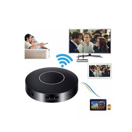 Wifi av tv on-line-WIFI Dongle Display, Wi-fi Sem Fio 1080 P Mini Display Receptor HDMI TV / AV Miracast adaptador DLNA Airplay para IOS / Android / Windows / Mac