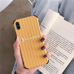 One Piece бренд телефон чехол для iPhone XS XR MAX 8 7 Plus 6S Нового конструктора Вернуться Дело магистральной формы крышки моды от