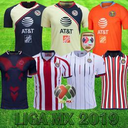 fba7cb741fca2 camisetas futbol chivas Rebajas Camisetas de fútbol del Club America A18  CAMPEON Liga MX Chivas de