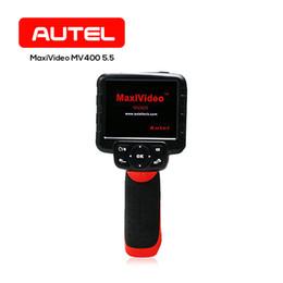 Canada Autel Maxivideo MV400 Videoscope Numérique 8.5mm 5.5mm Diamètre Imager Tête Endoscope Inspection Miroir Caméra Outil De Diagnostic Offre