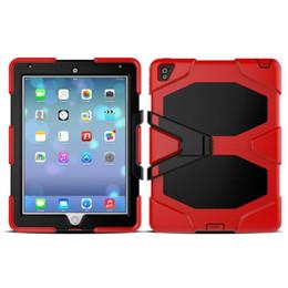 Les étuis pour tablette couvrent iPad triple protection T560 anneau de silicone air anti-goutte poussière nouvelles coquille livraison gratuite ? partir de fabricateur