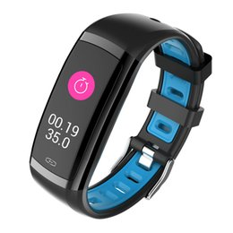2019 gps-tracking-sport 696 CD09 Smart Armband Pulsmesser Fitness Tracker GPS Tracking Armband IP67 Wasserdicht Sport Smartband für Android rabatt gps-tracking-sport