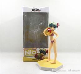 продукты действия Скидка Tengen Toppa Gurren-Lagann Nia Sexy Anime Action Figure Art Girl Big Boobs Tokyo Japan Adult Products Кукла Бесплатная Доставка Бесплатная Доставка