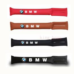 2019 lunettes de soleil réfléchissantes violettes Car Styling Seat Slot Plug Stopper Gap Filler Spacer Rembourrage Pour BMW 1 2 3 4 5 6 série X1 X3 X5 X7 G30 G38 autocollant