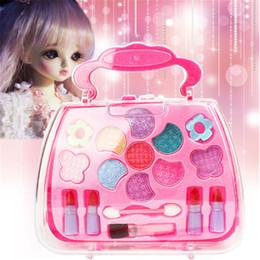 fa501a4e74550 Kids Princess Makeup Girl Makeup Set Beauty Cosmetic Pretend Play Kit  Princess Toy Gift Makeup Tools toy girl makeup deals