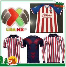 weltclub cup Rabatt 2019 CHIVAS Guadalajara Klub-Weltmeisterschaft LIGA MX Club America UNAM Trikot Club de Cuervos 19 20 Fußball
