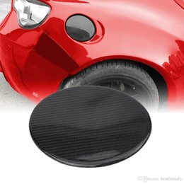 Adesivi per tappi a gas online-Fashion Design Car Carburante Tappo di carburante Coperchio serbatoio olio Gas Trim Sticker Fashionable progettato per Toyota 86 Subaru BRZ