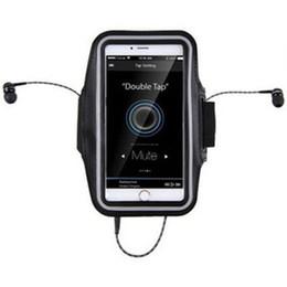 Courir le téléphone portable bras sac équipement d'exercice pour les hommes et les femmes bras sac fitness sac au poignet iPhone 7plus housse de bras ? partir de fabricateur