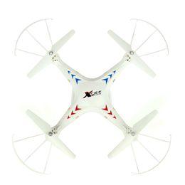 Helicópteros grandes juguetes online-helicóptero con Quadcopter con 2.4G 4CH 4D Droll Gran juguete de control remoto 2MP Drone Cámara FPV RC Antena Quadrocopter