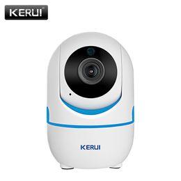 Беспроводная проводная камера cctv онлайн-720p 1080P портативный небольшой мини крытый беспроводной домашней безопасности WiFi IP-камера видеонаблюдения камера ночного видения CCTV