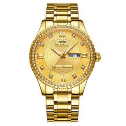 0867 2019 venda quente de luxo relógio para homens movimento automático de marcação de ouro mens relógio de aço inoxidável mens relógios de Fornecedores de relógios de pulso
