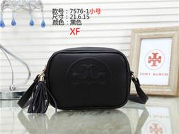Bolsos de cuero de diseño coreano online-NUEVO Diseñador bolso femenino nueva ola moda coreana salvaje diseñador bolso mujer hombro bolsa de mensajero bolso de cuero portátil