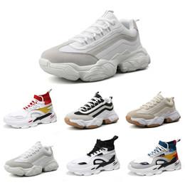 Männer Schuhe Mode Socke Schuhe Plattform Dad Chaussures Herren Trainer Gehen athletischer Sport Turnschuh Vintage Style 5 freies Verschiffen läuft