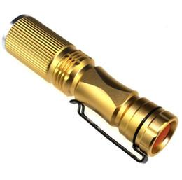 2019 taktische taschenlampen großhandel tragbare Mini CREE XPE Q5 LED 7w Großhandel Mini Taschenlampe wasserdicht einstellbarer Fokus taktische Zoom Spotligh Laterne Troch Lampe günstig taktische taschenlampen großhandel