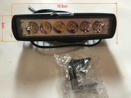 Передняя фара светодиодная фара 12-85V 6 шариков однорядный стробоскоп для электромобилей мотоцикл трехколесный грузовик ATV UTV DIRTBIKE автомобиль от Поставщики светодиодная лампа