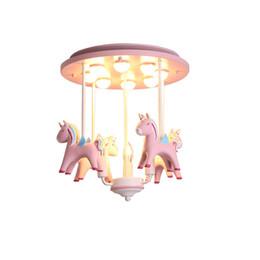 Sala de los niños de la princesa Luz de techo Chica de dibujos animados Luz del dormitorio Ojos creativos Simple Troyano Nórdico Princesa Luz de la habitación No94 desde fabricantes