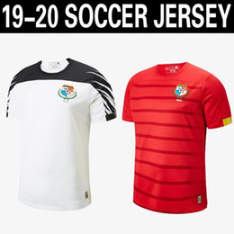 torres soccer jerseys Promo Codes - 2019 2020 Panama Soccer Jerseys 9 TORRES 11 BROWN QUINTERO B.PEREZ NURSE GODOY Custom 19 20 Home Away Red White Football Shirt