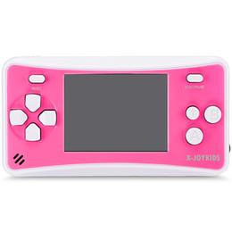 X-JOYKIDS портативная игровая консоль для детей портативная ретро-игровая консоль 2.5