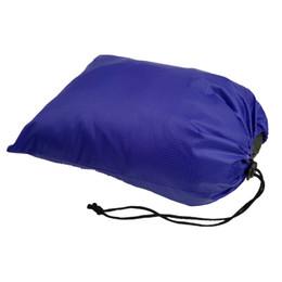 Durable Bluefield Ultralight Camping exterior Senderismo Bolsas de almacenamiento de viaje Bolsa de natación Oxford impermeable Kits de viaje Nuevo desde fabricantes