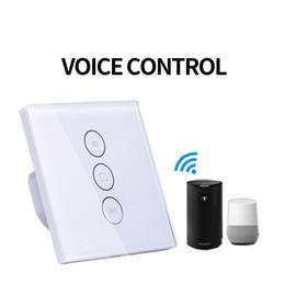 controllo del voicer che funziona con Alexa google home Interruttore per tenda Wi-Fi per l'UE Interruttore per tende Interruttore per Electric da perline catena di plastica all'ingrosso fornitori