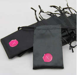 2019 дешевые атласные сумки Высокое качество сатин дешевые drawstring мешок пользовательские drawstring сумки ювелирные изделия 6*8 см небольшой подарок сумка для хранения ювелирных изделий и упаковки скидка дешевые атласные сумки
