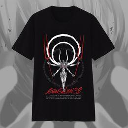 Néon Genesis Evangelion Cosplay T-shirt Anime MARK.13 EVA Hommes T-shirt En Coton D'été Lâche T-shirts Tops Plus La Taille Harajuku ? partir de fabricateur