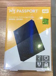 """Внешние usb-накопители онлайн-Горячие продажи 2.5"""" USB3.0 внешний жесткий диск 2TB черный HDD портативный диск"""