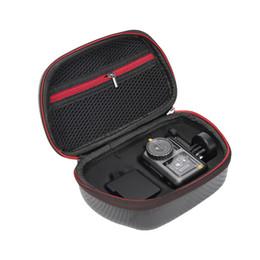 Bolsas de cámara duraderas online-Bolsa de la cámara al aire libre Desgaste portátil Resistente a prueba de agua Resistente a prueba de golpes Con cremallera Portátil Para OSMO ACCIÓN