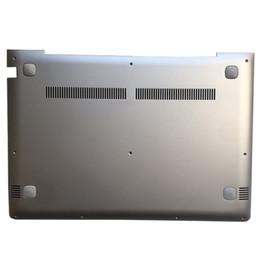 нижний корпус ноутбука Скидка Оригинальный новый ноутбук базовый корпус для Lenovo IdeaPad 310S-14 510S-14 310S 510S Palmrest Upper Case Клавиатура США с подсветкой нижней крышки