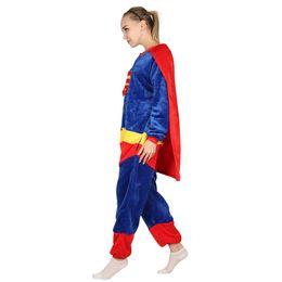 87fb3aa706 unisex onesie KIGUCOS The Avengers Halloween Superman Cosplay Batman  Flannel Warm Pigiama Spiderman Adulto Unisex Onesies Pijamas