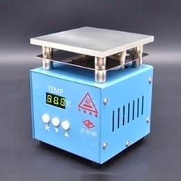 Pequena Estação de Pré-aquecimento LCD Seperator Máquina BGA Tela de Reparo do Cabo Flex Aquecimento Tabela de Plataforma para Ferramentas de Reparo Do Telefone Móvel de