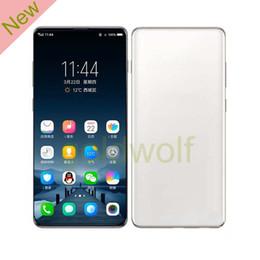 2019 телефон 5mp Новая версия разблокирована Goophone S10 plus S10 + 6,4-дюймовый смартфон 3G 1 ГБ 8 ГБ Показать 128 ГБ 8MP + 5-мегапиксельная камера Android разблокирована 3G смартфон дешево телефон 5mp