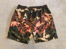 Deutschland Mens designer Shorts mode luxus Camouflage VL Brief druck kleidung Entspannt Elastische Taille kurze hose frauen kleidung top qualität 19ss Versorgung