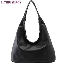 Sacs d'oiseaux volants en Ligne-FLYING BIRDS 2016 femmes sac à main Hobos femmes sacs fourre-tout sac à main des femmes pochette Bolsa Feminina sac à bandoulière femme sac LS8508fb # 140589