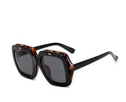 Sobre óculos on-line-Nova personalidade flip-over óculos de sol para homens e mulheres europeus e americanos moda tendência óculos de sol óculos planos de dupla finalidade óculos